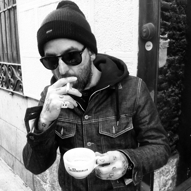 sandrobianchi coffee & cigarettes madrid-winter 2013