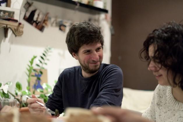 houseros  Cena Siria Con Mónica Buzali