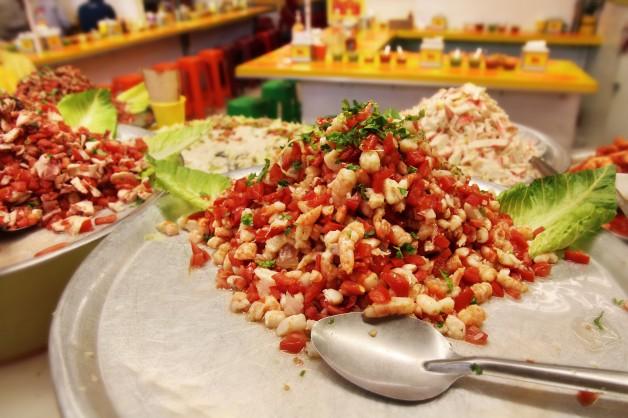 Ceviche camarón1