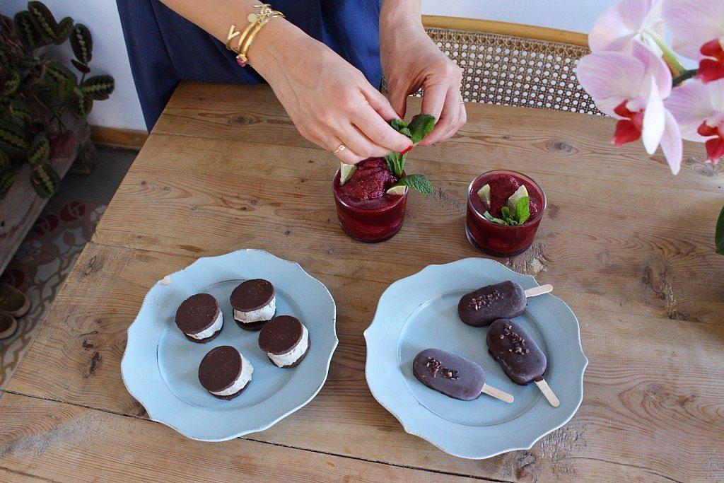 Elka Mocker - helados lala kitchen