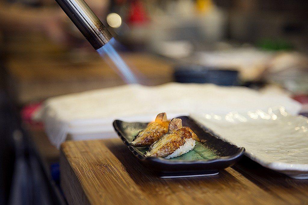 Nozomi-sushi-bar-anguila-foie