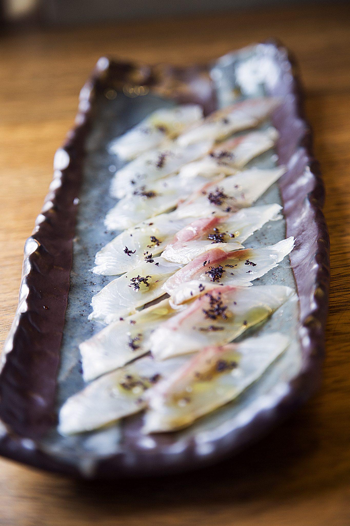 Nozomi-sushi-bar-usuzukuri-dorada
