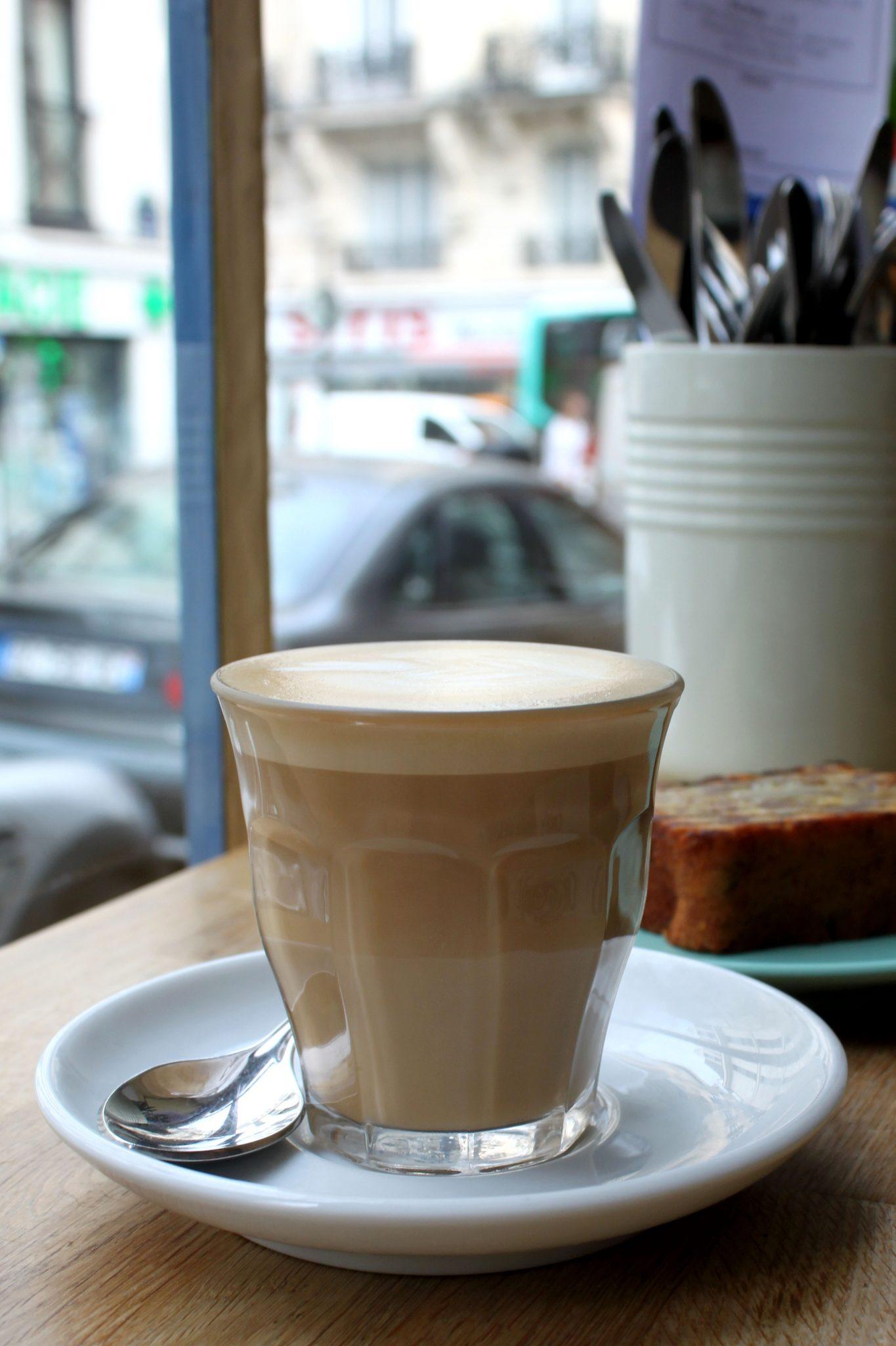Café Oberkampf -café