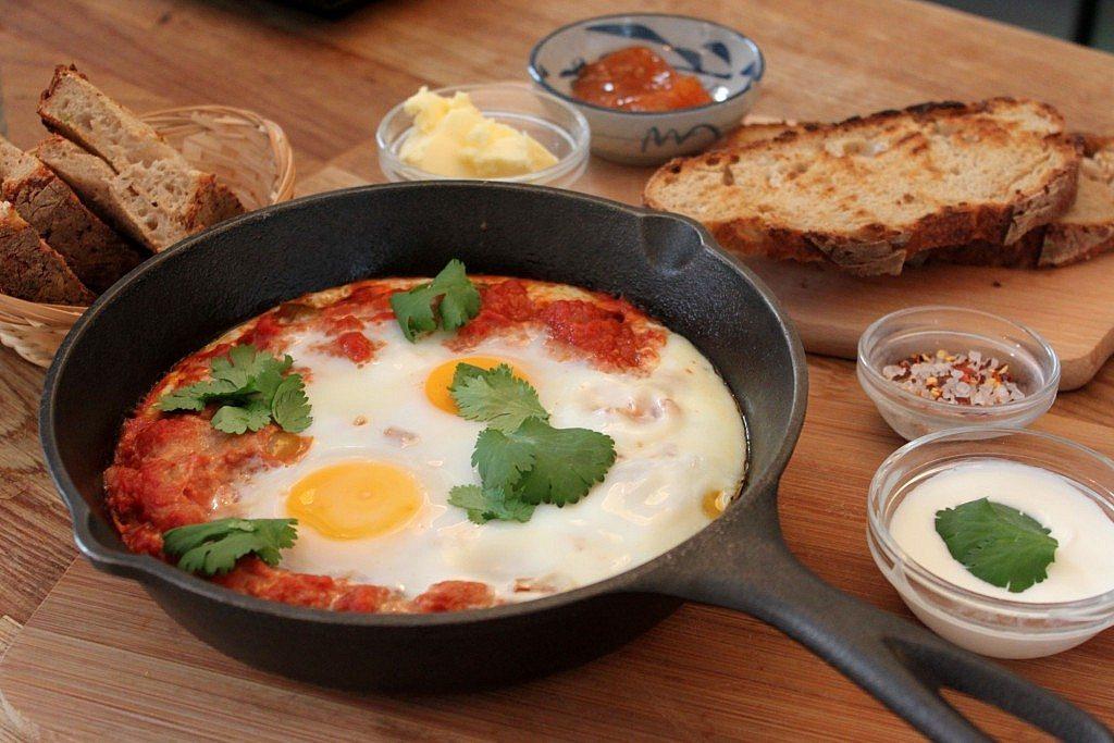 Café Oberkampf -huevos