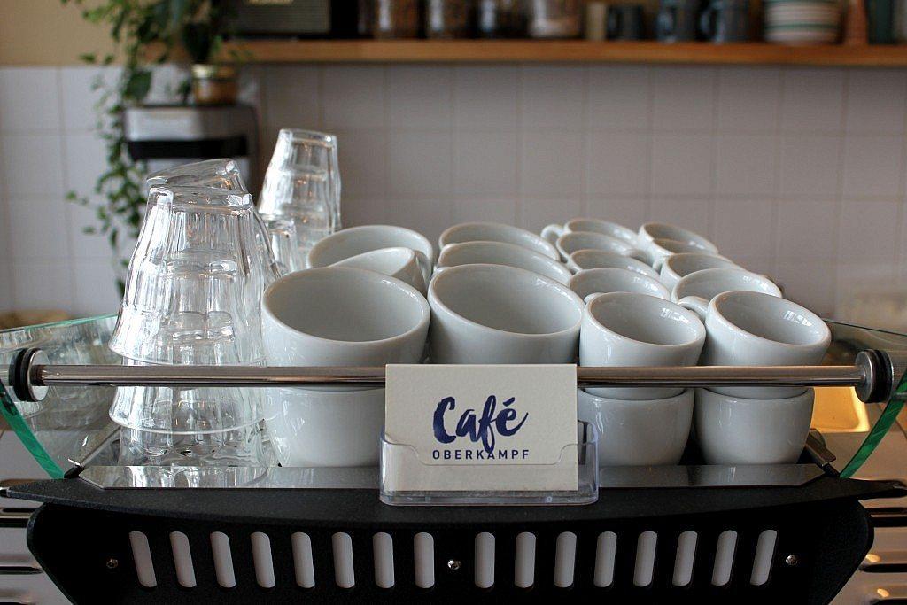 Café Oberkampf -tazas