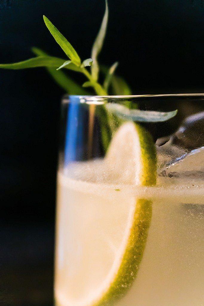 PDT BCN_0335 Gin Cocktail