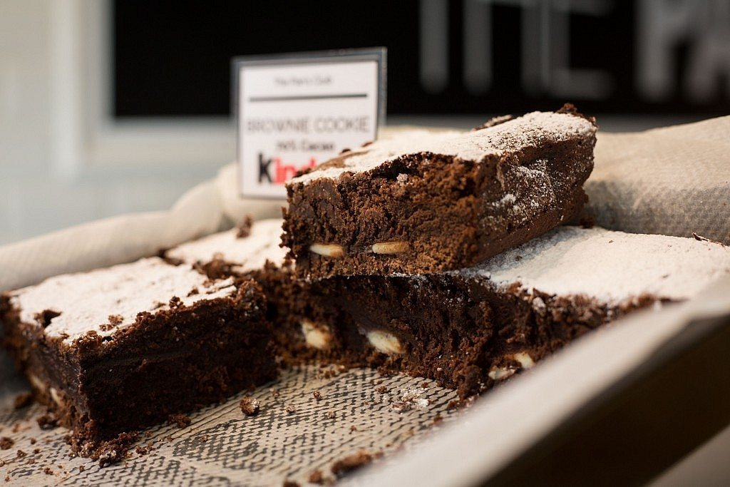 Pan's Club -brownie