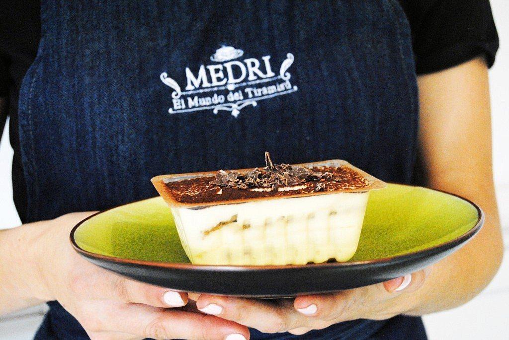 Medri (el mundo del tiramisú)