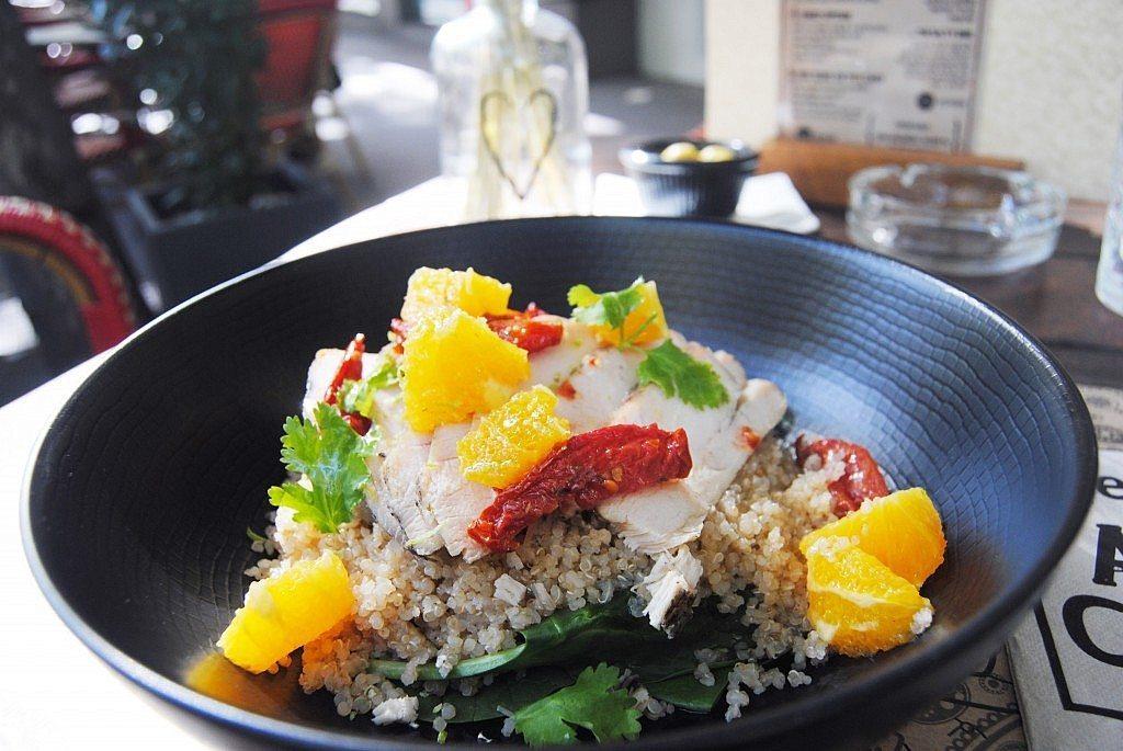 Bendita Locura - quinoa