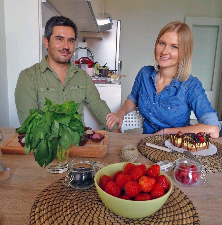 Carlos y Yuliana