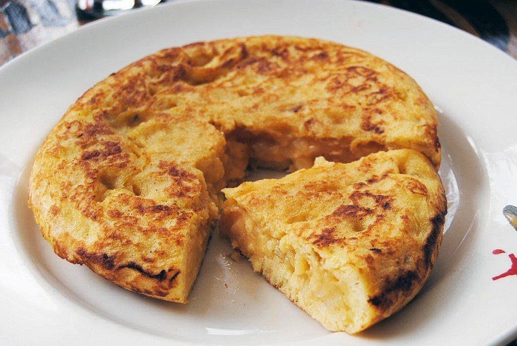 Docamar - tortilla
