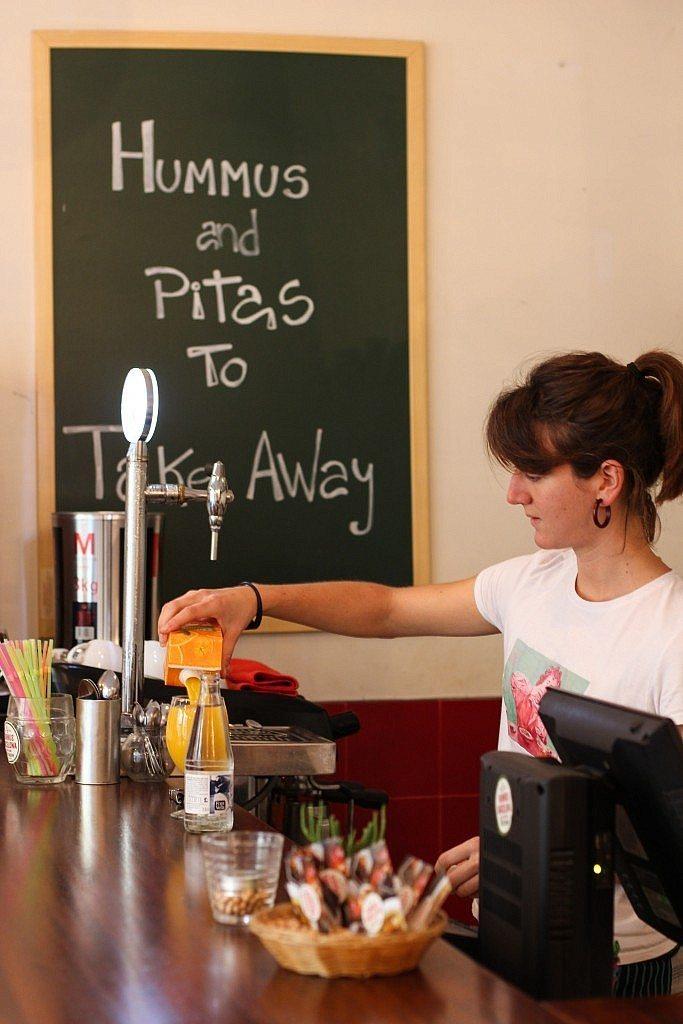 Hummus Barcelona (2)